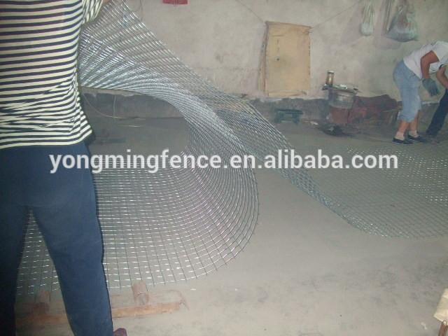 euro mesh fence netting/iron euro fencing