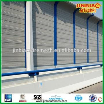acoustic fencing perforated acoustic sound barrier