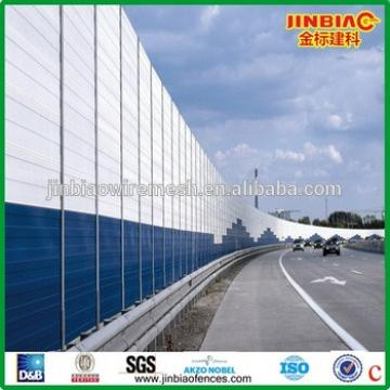 Sound wall barriers For Reduce Traffic Noise