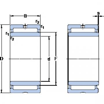 Cylindrical Bearing NKI 12/16 SKF
