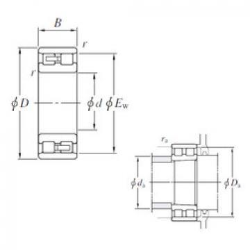 Cylindrical Bearing NN30/600 KOYO