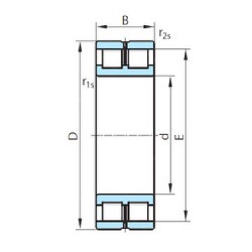 Cylindrical Bearing NNCL4880V PSL