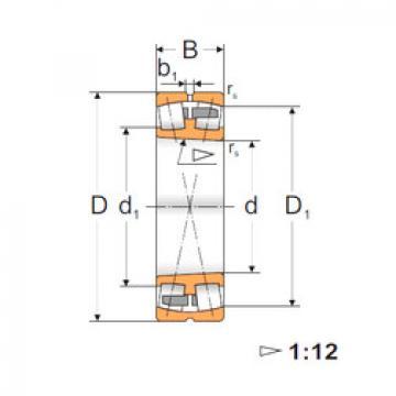 Spherical Roller Bearings 23228 KMBW33 MPZ