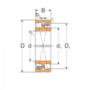Spherical Roller Bearings 22318 ACMBW33 MPZ
