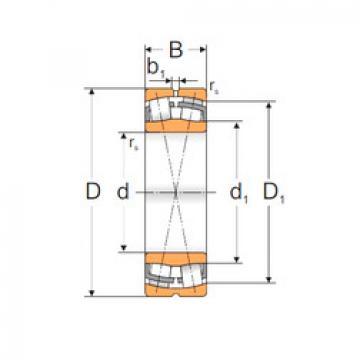 Spherical Roller Bearings 22318 W33 MPZ