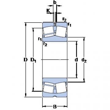 Spherical Roller Bearings 22322 EJA/VA405 SKF