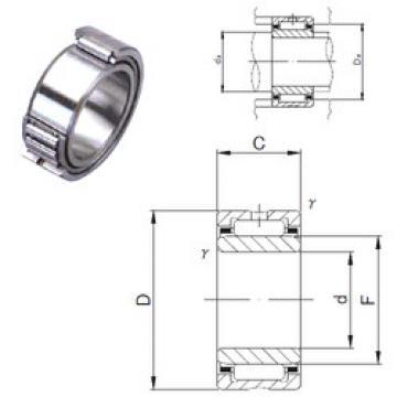 needle roller bearing sleeve NKI 70/35 JNS