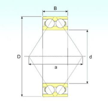 angular contact thrust bearings 3213 A ISB
