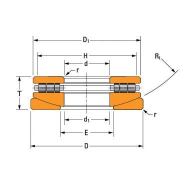 TPS thrust cylindrical roller bearing 70TPS131