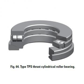 TPS thrust cylindrical roller bearing 30TPS106