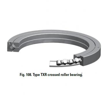 CROSSED ROLLER BEARINGS TXR XR820060