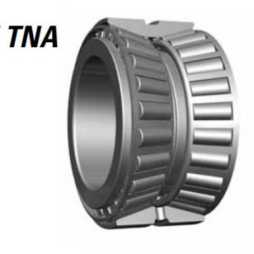 TNA Series Tapered Roller Bearings double-row NA53176 53376D