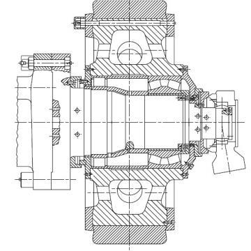 CYLINDRICAL ROLLER BEARINGS one-row STANDARD SERIES 170RJ91