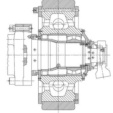 CYLINDRICAL ROLLER BEARINGS one-row STANDARD SERIES 190RU91