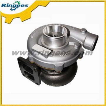 fast delivery Turbocharger suitable for Komatsu PC360-7 PC350-7 excavator, Turbo engine SAA6D114