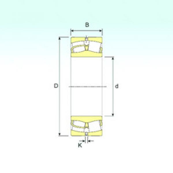 Spherical Roller Bearings 230/950 ISB #1 image
