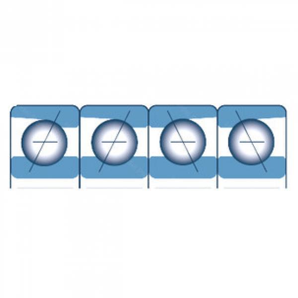 angular contact thrust bearings 7032DTBT/GHP4 NTN #5 image