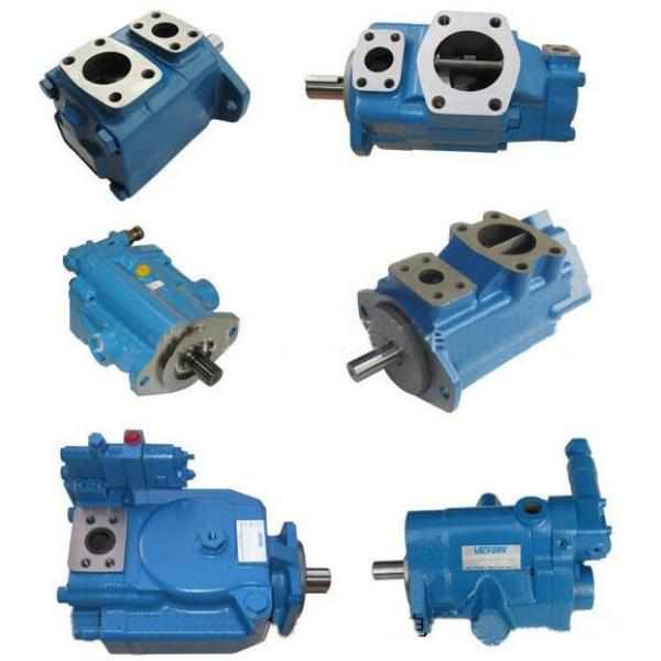 Vickers Fixed & variable displacement high pressure piston pumps PVH057R02AA10K25000000100100010A       #1 image