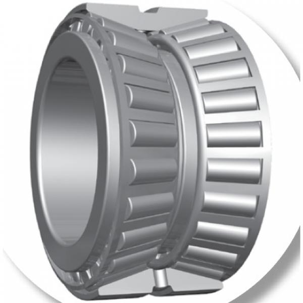 TNA Series Tapered Roller Bearings double-row NA9378 9320D #2 image