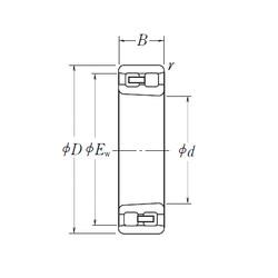 Cylindrical Bearing NN 3048 K NSK