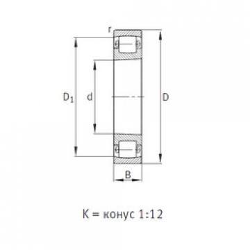 Spherical Roller Bearings 20311-K-TVP-C3 FAG