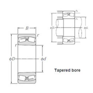 Spherical Roller Bearings 230/1060BK NTN