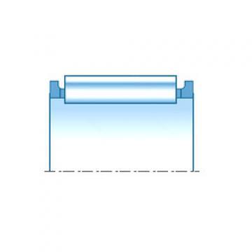 needle roller thrust bearing catalog K27X38X17.3 NTN