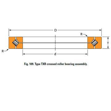 CROSSED ROLLER BEARINGS TXR XR889058