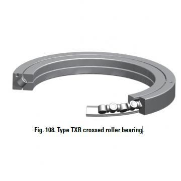 CROSSED ROLLER BEARINGS TXR XR897051