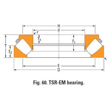 Thrust spherical roller bearing 293/1000em