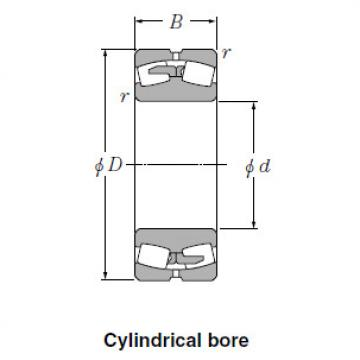 Spherical Roller Bearings JAPAN 23064BK