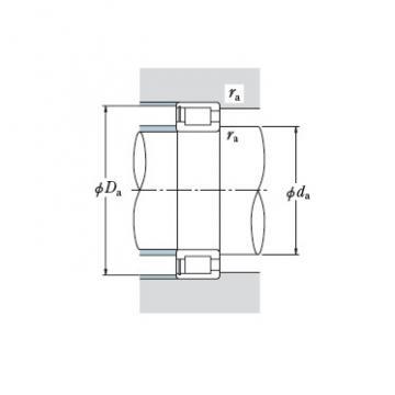 FULL-COMPLEMENT CYLINDRICAL ROLLER BEARINGS JAPAN NCF3024V