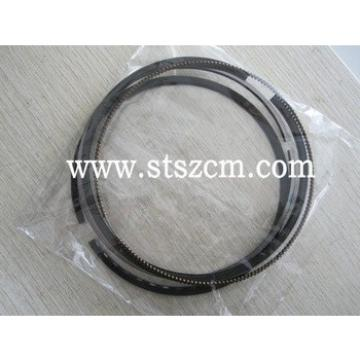 excavator PC300-7 engine piston ring ass'y, 1241748H92, SAA6D114E-2A engine spare parts