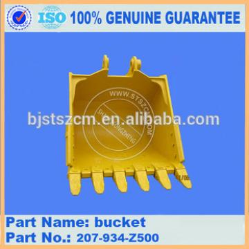Wholesale Genuine construction parts PC360-7 bucket 207-934-z500