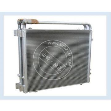 Hydraulic oil cooler, radiator, excavator PC220-7, 206-03-72260