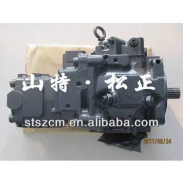 excavatoer genuine spare parts of main pump hydraulic pump