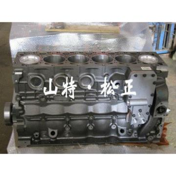 PC300 cylinder block, SAA6D114 engine cylinder block,6741-21-1190