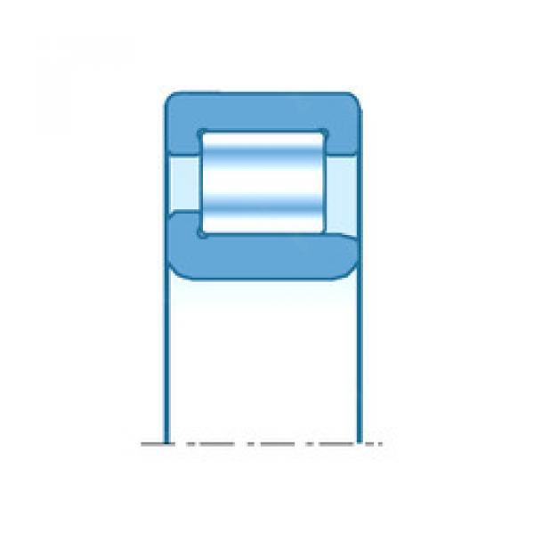 Cylindrical Bearing NJ307 NTN #1 image