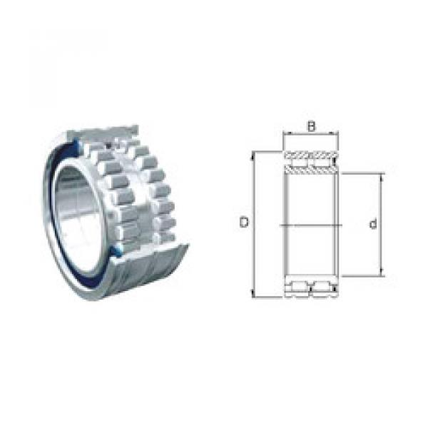 Cylindrical Bearing NNF5017PP ZEN #1 image