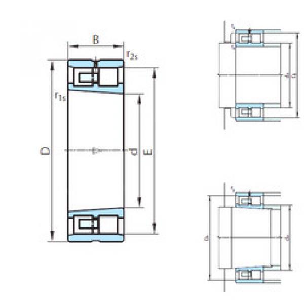 Cylindrical Bearing NN3068K PSL #1 image