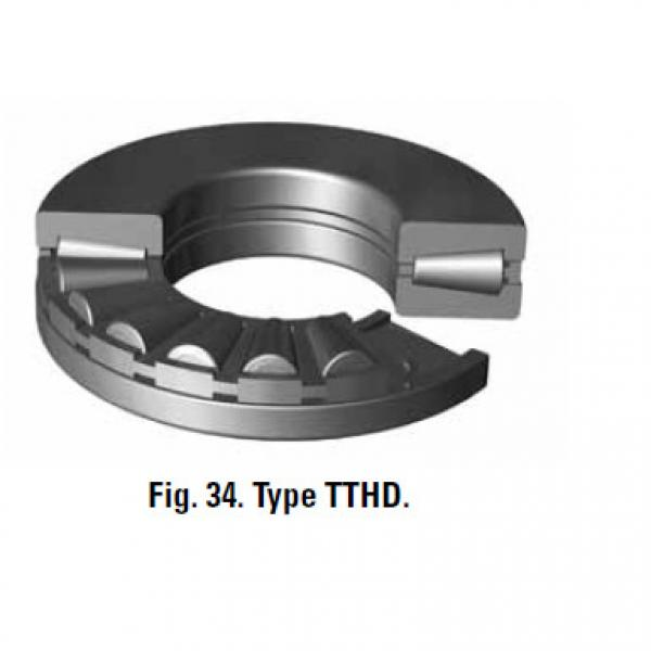 TTVS TTSP TTC TTCS TTCL  thrust BEARINGS S-4055-C Machined #1 image