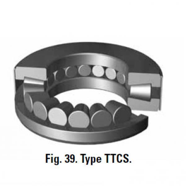 TTVS TTSP TTC TTCS TTCL  thrust BEARINGS S-4055-C Machined #2 image