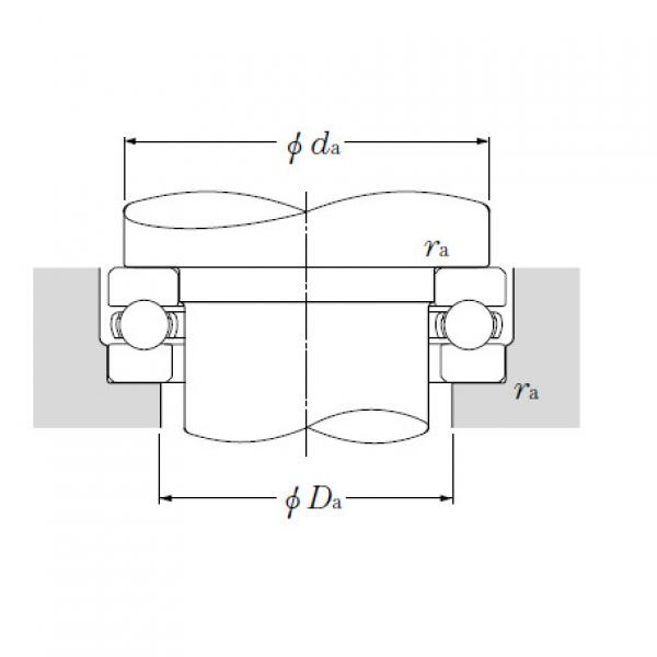 Thrust Bearings Assembly 51334 #1 image