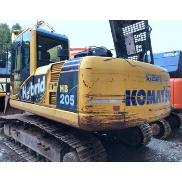 Good Performance Used Komatsu Excavator HB205 made in Japan / USA, Construction Equipment for hot sale #1 image