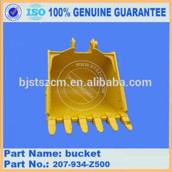 Wholesale Genuine construction parts PC360-7 bucket 207-934-z500 #1 image
