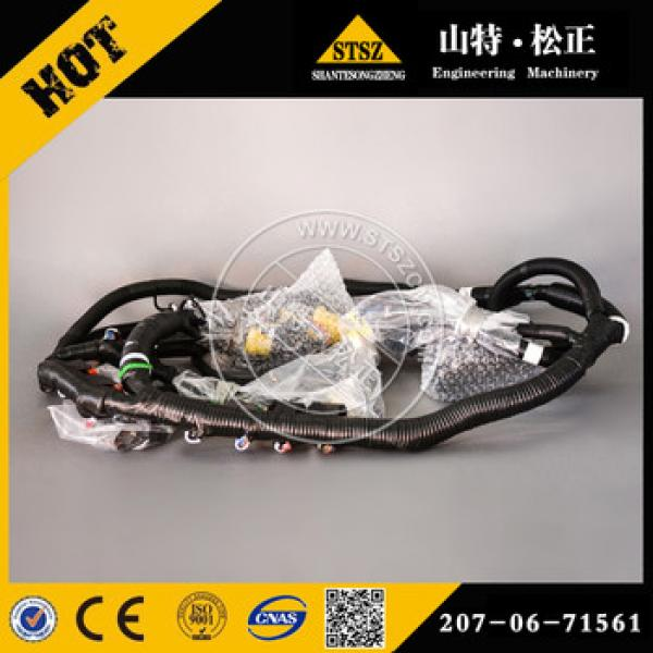 excavator PC360-7 wiring harness 207-06-71561 fast delivery #1 image