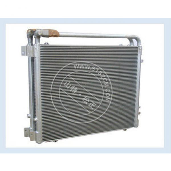 Hydraulic oil cooler, radiator, excavator PC220-7, 206-03-72260 #1 image